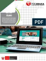 Silabo - Formacion de Tutores - 3ed
