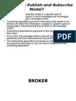 WebMethods Broker Introduction Dev