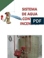 Sistema de Agua Contra Incedios