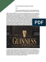Cuando La Cerveza Guinness Salvó a Irlanda Durante La Segunda Guerra Mundial