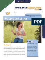 2nd Quarter 2015 Lesson 7 CornerstoneConnections