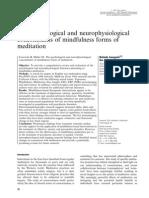 Psychological Neurophysiological