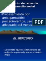 Amalgamacion Uso Adecuado Del Mercurio