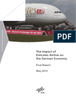 Reports on Emirates Airline Germany