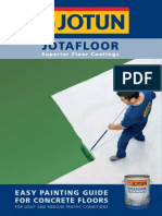 Jotafloor Easy Painting Guide for Concrete Floors Tcm29 5703