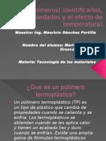 Polímeros( Identificarlos, propiedades y el efecto.