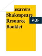 Shakespeare- Resources - Advancen