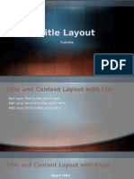 Vertical Lexicon Design Template for PowerPoint