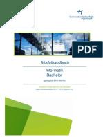Modulhandbuch if B WS2014 SPO2009