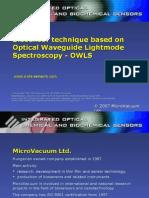 OWLS presentation Overview 20070402