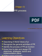 Pr Process, Strategy, Tactics Chapter 3