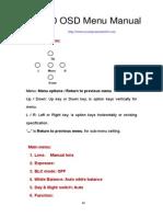 PZ0420 User Manual