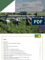 Reglamento San Quintin (Organizacion Comunitaria) (2015)