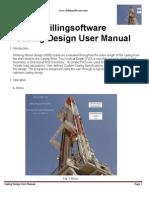 Casing Design User Manual