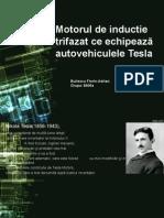 Prezentare Motor Electric Tesla