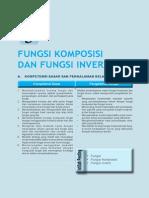 MAT XI MIA - Fungsi Komposisi Dan Fungsi Invers