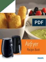 Airfryer Recipe Book UnitedStates