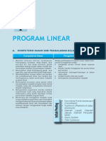 MAT XI MIA - Program Linear