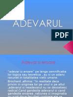 ADEVARUL2003.ppt