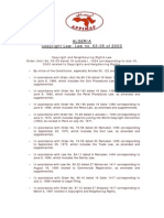 Algeria Copyright Law (2003/3-5)