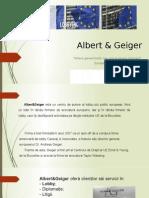 Albert&Geiger Lobby Firm