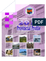 Provincial Profile 2013