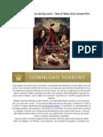[@HD@] Il Racconto Dei Racconti – Tale of Tales.2015.Torrent.film