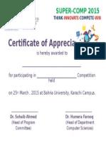 Certificate for Super-Comp(Sample-2).ppt