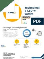 EMI-LED - technologia LED dla Twojego domu!
