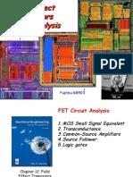 Lecture10 MOS Transistor Circuit Analysis.ppt