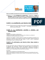 Clases Magistrales_Ramiro Calle