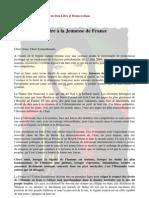 Collectif Francophone Pour Un Iran Libre Et