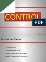 Clase de Control