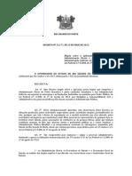 Decreto n 25.177 Regulamenta Lei Aticorrupção No Rn