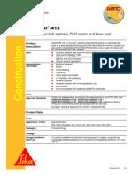Sikafloor 415 PDS