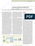 An Agenda for Personalized Medicine