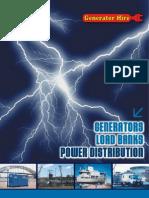 Generator Hire Brochure