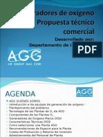 AGG GENERADORES DE OXIGENO
