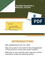 3. Bank Negara Malaysia & Financial System