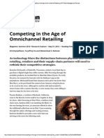 Competing in the Age of ..