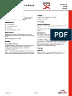 Fosroc Conbextra Grout Aggregate Tds(2)
