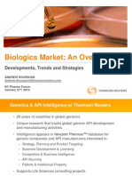 Bourgoin Biologics Market