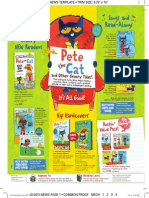 Pete the Cat Special Offer