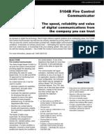Securitron 5104 Data Sheet