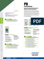 Securitron PB 3 EA Data Sheet