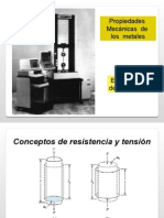Propiedades Mecanicas de Los Metales