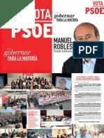Programa electoral del PSOE Fuenlabrada 2015
