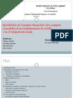 Analyse Financière Des Etablissements de Crédits 1 Copie