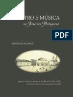 Budasz - Teatro e Música Na America Portuguesa