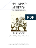 TheSiegePerilous Rulebook